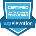 SAMA 98 è Certified Digital Business Consultant by WP Elevation