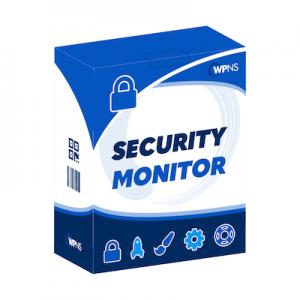 WP NO STRESS offre un servizio di monitoraggio della sicurezza di un sito WordPress.